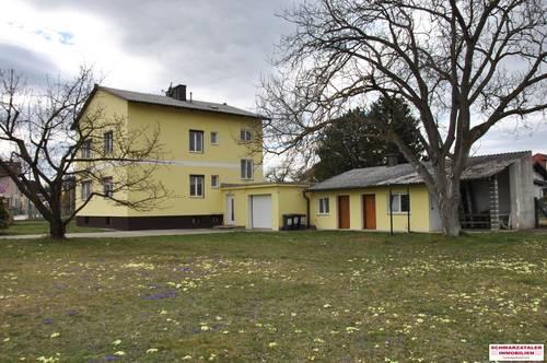 Schön und ruhig wohnen? Trotzdem zentral? Wohnung in Bad Erlach zu vermieten!