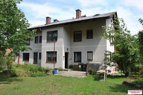 Große Wohnung mit Gartennutzung in Scheiblingkirchen zu verkaufen!
