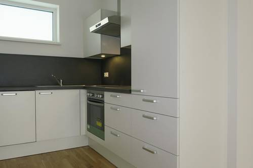 Schicke 2-Zimmer-Wohnung mit Mini-Garten