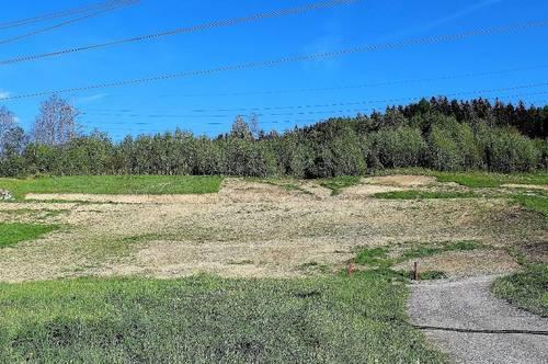 Aufgeschlossene Grundstücke in Wartberg