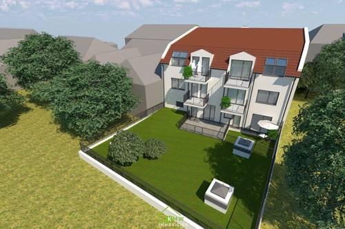 Baubewilligtes Projekt in TOPLAGE - 9 Eigentumswohnungen beim Uni-Campus