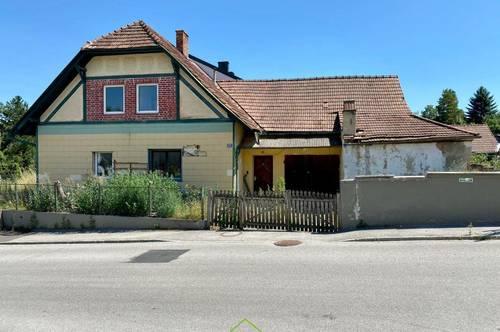 Sanierungsbedürftiges Haus nähe Krems/Donau