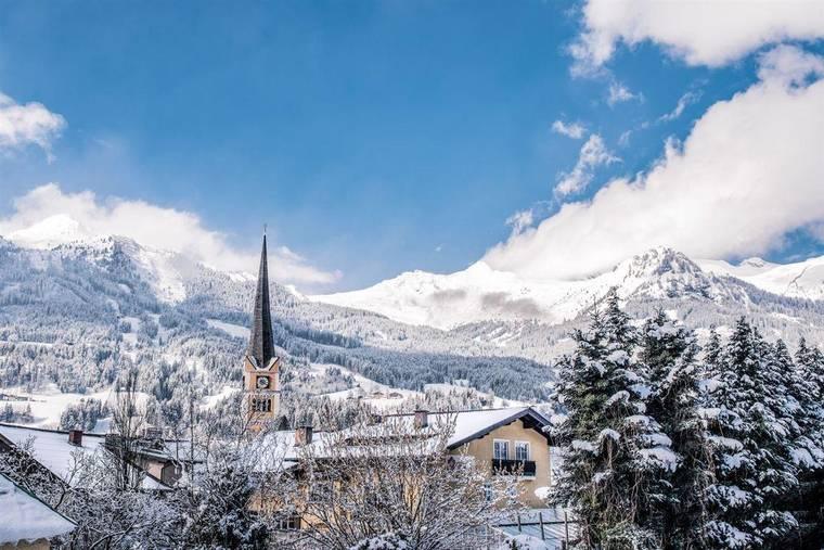 Bad Hofgastein im Winter (c) Gasteinertal Tourismu