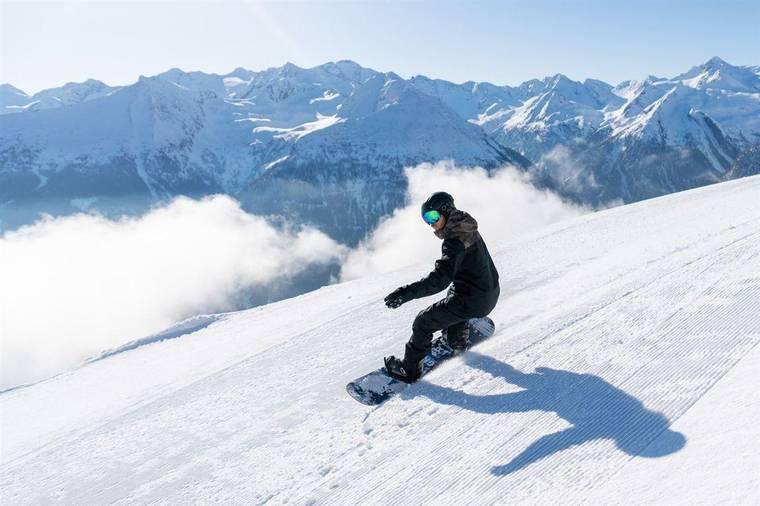 Skifahren in Gastein Piste (c) Gasteinertal Touris