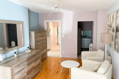 Nur 1 BMM Provision! Möblierte 2-Zimmer-Wohnung nahe Mariahilfer Straße!