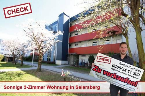 Helle 3-Zimmerwohnung in Seiersberg