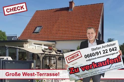 Einfamilienhaus in Top Lage in Wetzelsdorf!