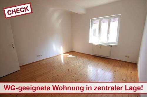 2 Zimmer Wohnung mit Balkon in zentraler Lage!!