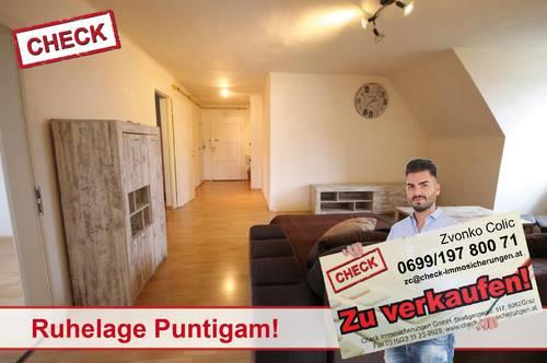 Gut aufgeteilte Wohnung in Graz-Puntigam!