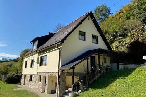 Graz Andritz Am Dürrgraben Ein bzw. Zweifamilienhaus mit Terrasse und Doppelgarage