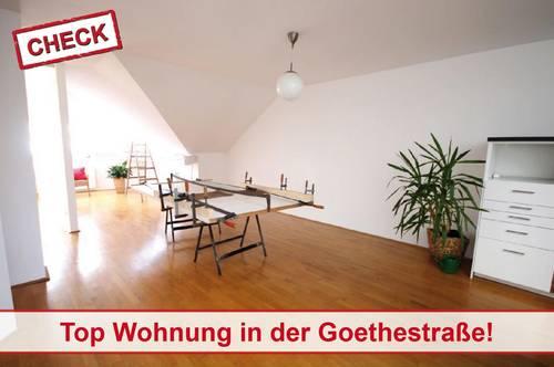 Neu sanierte Wohnung im gepflegen Altbau in Graz-Geidorf!