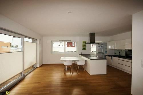 Helle großzügige 2-Zimmer-Terrassenwohnung in Aldrans/Rans