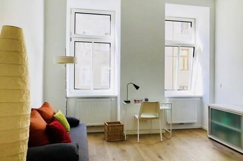 Kurzzeitmiete - top renoviertes Apartment - ideal für Künstler, Gastprofessoren, Projektmitarbeiter