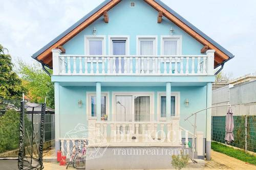 Großfamilienhaus in Floridsdorfer Traumlage!