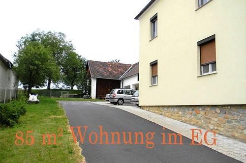 Mietwohnung mit Gartennutzung - nahe Bad Tatzmannsdorf