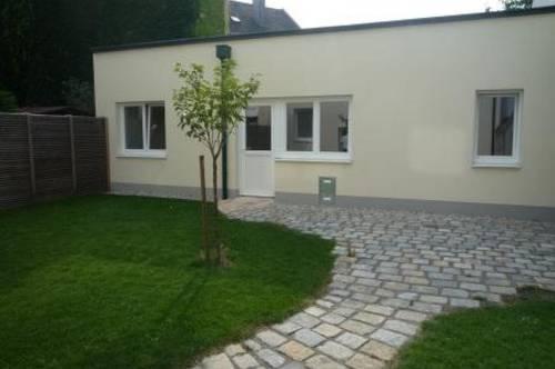 Singlewohnung mit Garten, zentrumsnah!