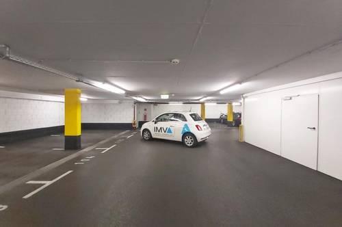 PKW Stellplatz nächst Neubaugasse, unbefristete Vermietung