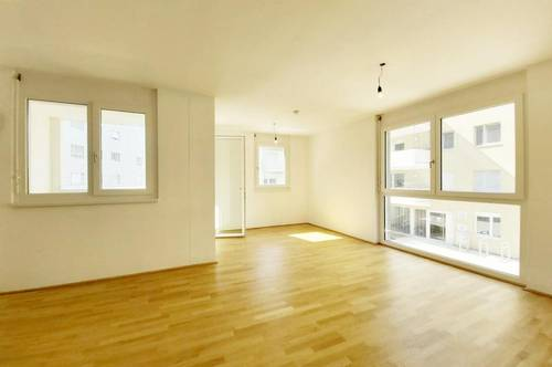 Q11- Leben in Simmering Dreizimmerwohnung mit 2 getrennt begehbaren Schlafzimmern und Loggia