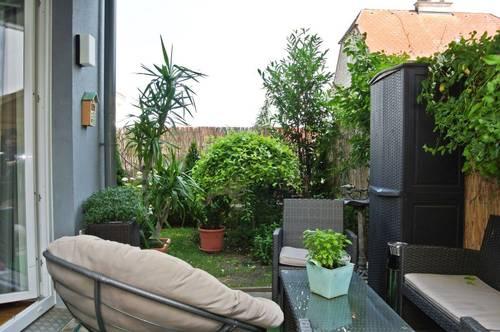Living Green - Gartenwohnung mit 2 Zimmern in Ruhelage