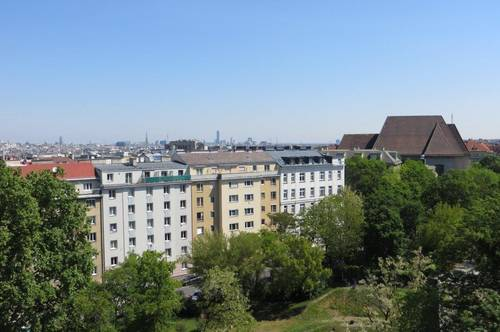 Geräumige DG-Maisonette mit Terrasse nah zum BH Meidling