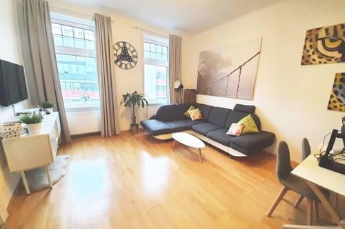 Gut aufgeteilte 2 Zimmer Wohnung im Altbau - Brigitta Passage
