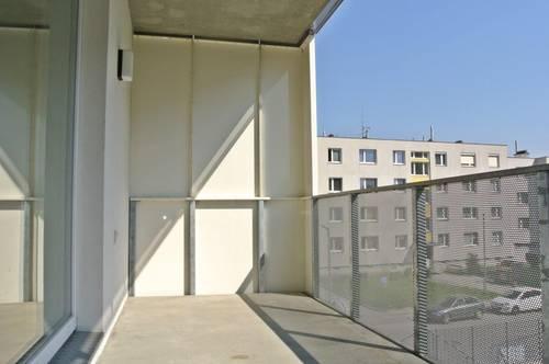 Helle Loggiawohnung mit 2 Zimmern in Ruhelage von St. Pölten