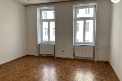 Ruhige 3 -Zimmer- Altbauwohnung / Spengergasse