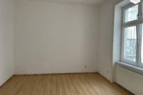 Ruhige 1-Zimmer- Altbauwohnung / Spengergasse