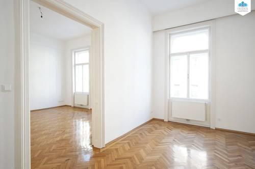 Großzügige Altbauwohnung nähe Mariahilfer Straße