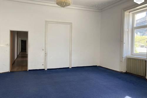 JETZT MITPLANEN !!! 240 m² große 8-Zimmer geeignet für BÜRO/ PRAXIS/ ORDINATION nähe AKH