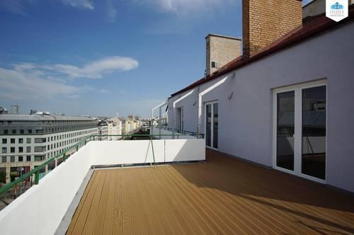 Traumhafte 3-Zimmer-Terrassenwohnung mit einer ca. 59,55 großen Terrasse