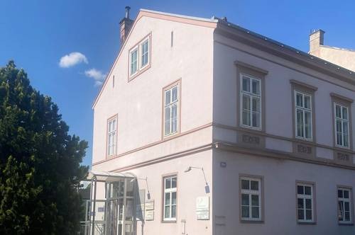 Kleines Biedermeierjuwel - Wohnen und Büro unter einem Dach