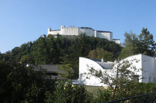 Penthouse mit traumhaftem Festungsblick im Nonntal