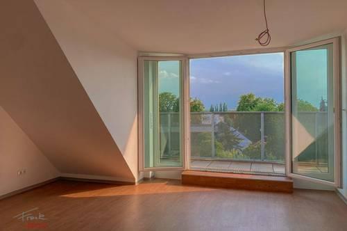 2 Zimmer, Fußbodenheizung, 2 Terrassen, Garage!