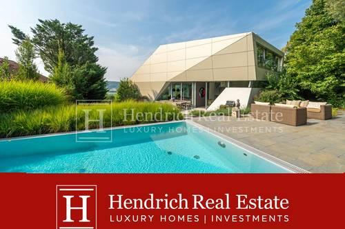 Moderne Villa - architektonisches Meisterwerk am Sonnenhang Klosterneuburgs
