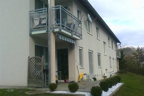 geförderte Mietwohnung mit Kaufoption in Empersdorf / Liebensdorf