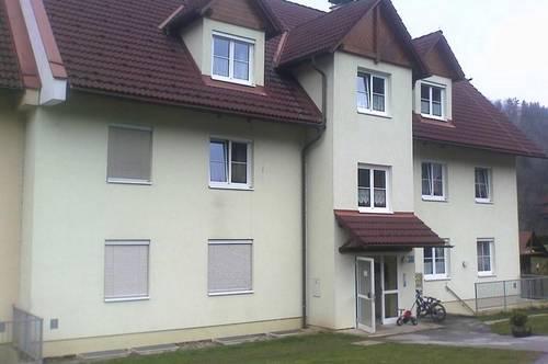 3-Zimmer-Mietwohnung in Södingberg-Geistthal