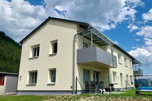 ERSTBEZUG: 3-Zimmer-Wohnung in Kammern im Liesingtal