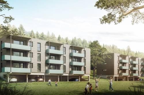 geförderte Mietwohnung mit Kaufoption in Vasoldsberg - NEUBAU