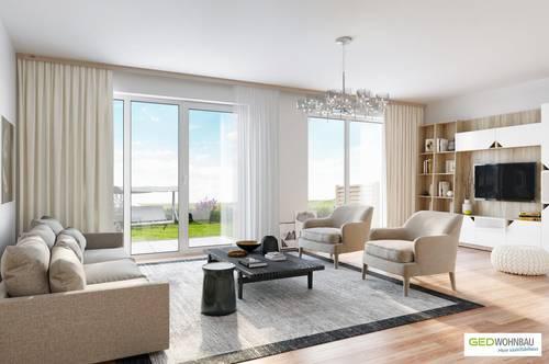 Provisionsfreier Wohntraum mit Garten - schlüsselfertige GED Doppelhaushälfte Top A1