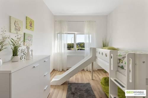 Modernes Eck-Reihenhaus mit großem Garten - schlüsselfertig & provisionsfrei - Top C1