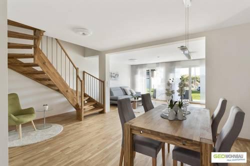 NEU!! Provisionsfreie, schlüsselfertige Doppelhaushälfte Top H2 in Passivbauweise – ökologisch & energiesparend!