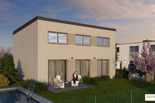Großzügiges Einfamilienhaus in ökologischer Bauweise - schlüsselfertig & provisionsfrei - Top A