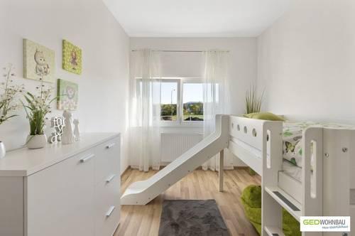 Gemütliche Doppelhaushälfte in Niedrigstenergiebauweise – gefördert & provisionsfrei, direkt vom Bauträger! Top I2
