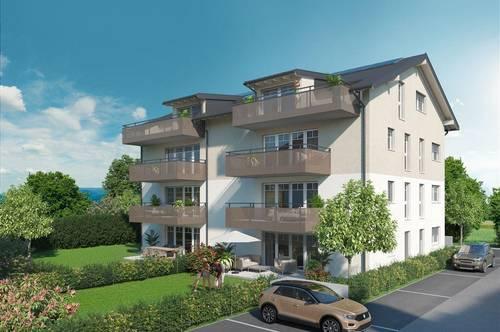 Erstbezug! 95m² Wohnung im 1.Obergeschoß in Wals-Siezenheim!