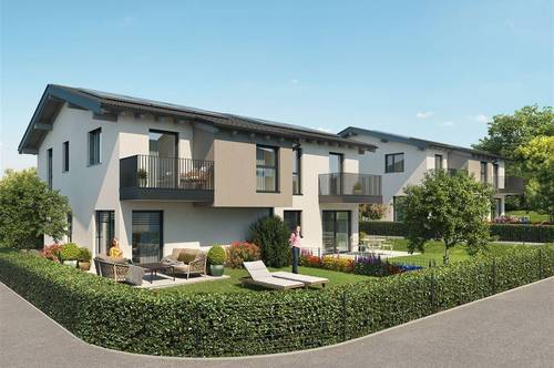NEU! 110m² charmantes Doppelhaus in Lamprechtshausen!