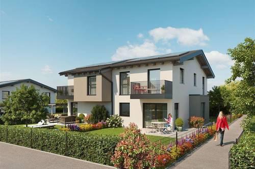Ihr neues Doppelhaus in Lamprechtshausen!
