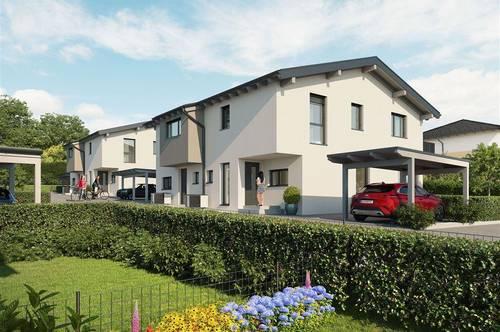 Erstbezug! 116m² Doppelhaus in Lamprechtshausen!