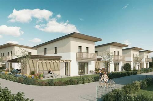 Viel Platz für die ganze Familie! Neue Doppelhaushälfte in Jeging!