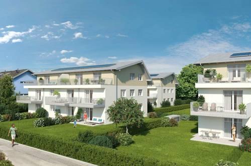 NEU! 3-Zi. Balkonwohnung in Seekirchen am Wallersee!
